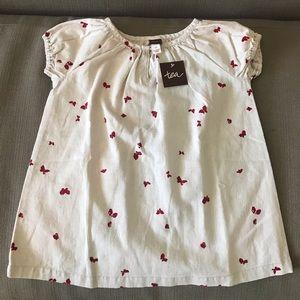 Tea Collection Chou Chou Linen Dress - 2T